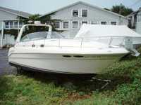 2002 Huntington New York 34 sea ray sundancer 340