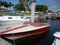1986 Ft Myers Florida 20 Donzi Minx