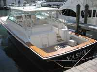 1996 Ft Lauderdale Florida 43 Viking 43 Express Sport Fish