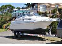 1997 Tacoma Washington 25 Sea Ray 250 Sundancer
