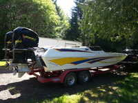 2000 Bremerton Washington 23 Cougar MTR