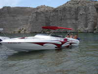 2003 Lake Havasu City Arizona 25 Shockwave Tremor