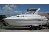 2002 Merritt Island Florida 26 Wellcraft 2600 Martinique