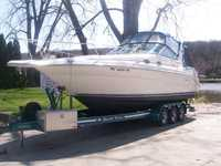 1996 Fox River Grove Illinois 29 Sea Ray 290 Sundancer