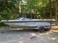 1987 Alexander City Alabama 19 Mastercraft Prostar
