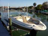 2005 Sarasota Florida 27 Sea Ray Sundeck 270