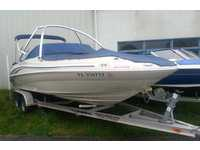 2001 Elkton Maryland 21 Sea Ray Sundeck