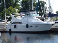 1999 cortland New York 36 carver 350 mariner