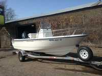 2005 Wayzata Minnesota 19 Boston Whaler Nantucket