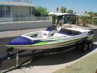 2006 Lake Havasu Arizona 23 Commander LX2300