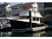 2008 Newport Beach California 34 Mainship Trawler