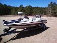 2000 Fleming Georgia 19 Triton Tr19
