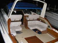 1978 Hancock Michigan 30 Searay 30 Express