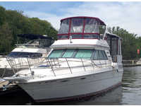 1988 New Baltimore New York 41 Sea Ray 415 Aft Cabin