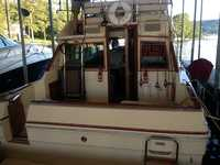 1985 Guntersville Alabama 30 Sea Ray 300 Sedan Bridge
