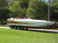 2001 Bellevue Nebraska  Eliminator 28 Daytona