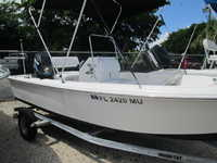 2005 Pompano Beach Florida 17 Sea Fox 17 CC