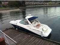 2008 Vancouver  33 Searay 310 Sundancer