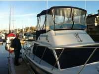 1974 Dana Point California 28 Luhrs Convertible