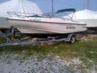 1998 Marlton New Jersey 19 Boston Whaler Ventura