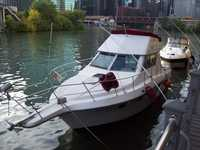 1990 Chicago Illinois 33 Cruisers Inc Esprit