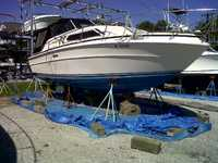 1980 Southport North Carolina 30 Sea Ray 300 SRV Express Cruiser