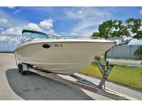 1996 Miami Florida 27 Regal Venture 83
