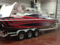 2001 Mankato Minnesota 32 Sunsation Dominator