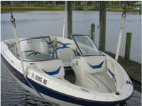 2006 Flagler Beach Florida 18 Bayliner 185 Bowrider
