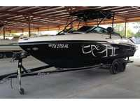 2007 Lake Dallas Texas 26 Rinker Captiva 246 R2