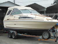 1985 Tacoma Washington 23 SeaRay Weekender