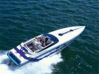 1996 Petaluma California 34 Advantage Boats Offshore 34