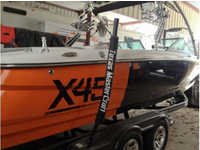 2007 Fort Worth Texas 26 MasterCraft X45