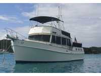 1987 Robbinsville North Carolina 49 grand banks Motor Yacht