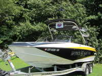 2010 Hampton Virginia 23 Malibu WakeSetter 23 LSV