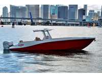2008 Miami Florida 36 Deep Impact Open