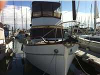 1974 San Diego California 32 Grand Banks 32 Flybridge Sedan