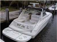1998 Ft Lauderdale Florida 37 Sea Ray 370 Sundancer