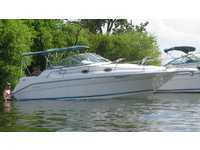 1995 Eufaula Alabama 27 Sea Ray Sundancer 270