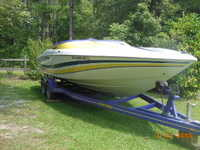 1993 Prosperity South Carolina 27 Baja 272 Shooter