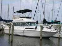 1985 Fairhope Alabama 34 Sea Ray 340 Sedan Bridge