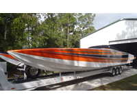 2013 Hobe Sound Florida 46 Skater 46 XL