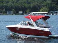 2008 Meredith New Hampshire 27 REGAL 2700 BOWRIDER