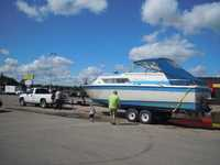 1975 Warroad Minnesota 30 Chris Craft Express