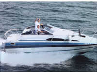 1989 Menomonee Falls Wisconsin 24 Bayliner Cierra 2455