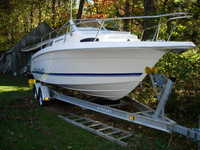 1997 SOUTHBURY Connecticut 22 WELLCRAFT 220 COASTAL