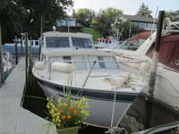 1973 Port Dover ont Canada New York 28 MARINETTE 28 EXPRESS with extended hardtop