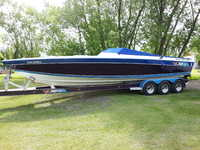 1980 dunseith North Dakota 30 wellcraft scarab