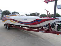 2005 Cypress Texas 27 Eliminator Daytona
