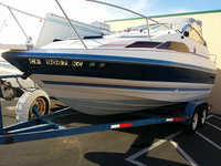 1987 San Leandro California 21 Bayliner Sunbridge Cierra